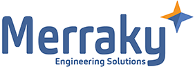 Merraky Engineering Solutions | Embedded, Mechanical, IoT| Display Solutions, Surveillance, Home Automation, Automotive, Industrial, Communication Systems Logo