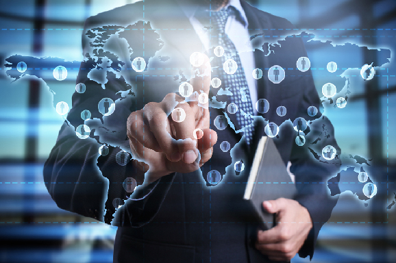 Harnessing the globally dispersed talent pool